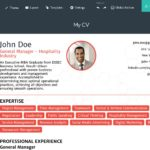 31 Top Online Resume Template for Pictures