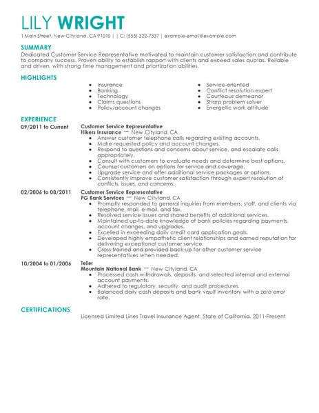 32 Lovely Resume Examples Word with Gallery