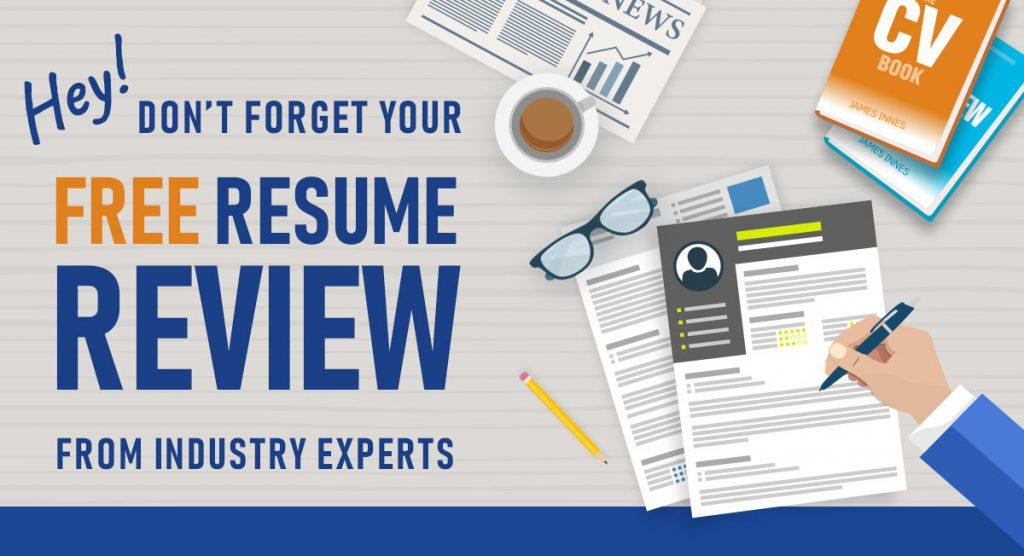 32 New Resume Review Service for Gallery