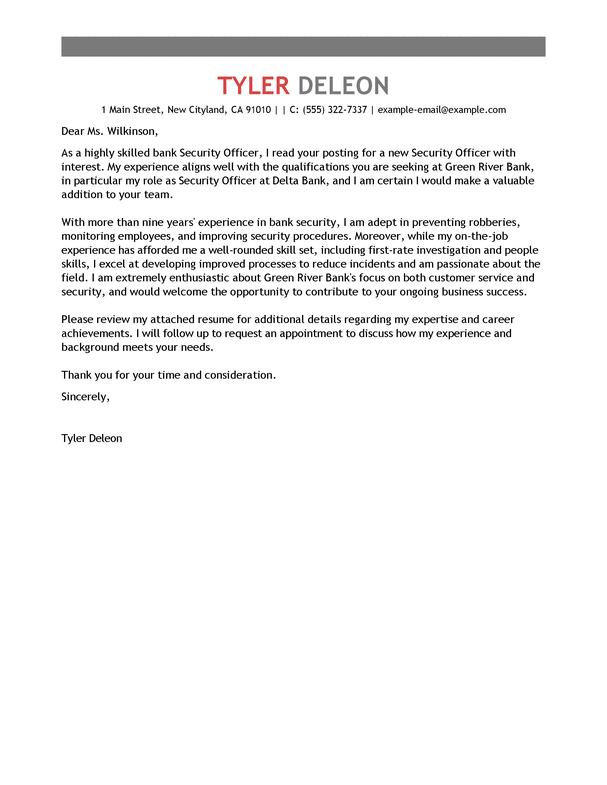 32 Nice Writing A Good Cover Letter for Ideas