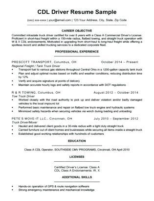 33 Inspirational Delivery Driver Resume Sample Doc By Pictures