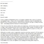 33 Nice Engineering Cover Letter by Pics