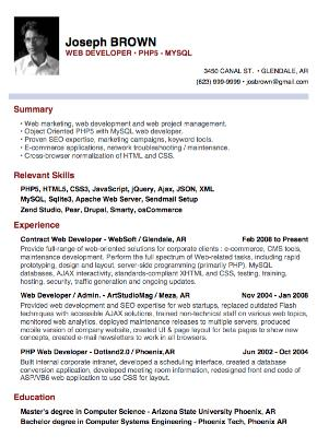 34 Excellent Hot To Make A Resume by Gallery