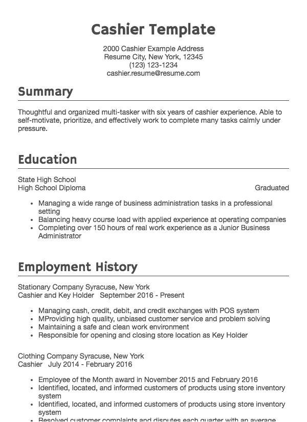 34 Great Resume Templates And Examples for Design