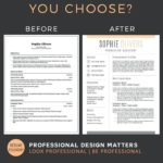 35 Beautiful Eye Catching Resume Templates Free Download by Pictures