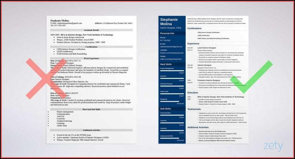 35 Excellent Free Creative Resume Templates Microsoft Word for Graphics