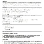 35 Excellent Top 5 Resume Format for Design