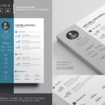 37 Excellent Resume Design Word by Design