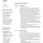 37 Inspirational Best Executive Resume Templates 2018 for Ideas