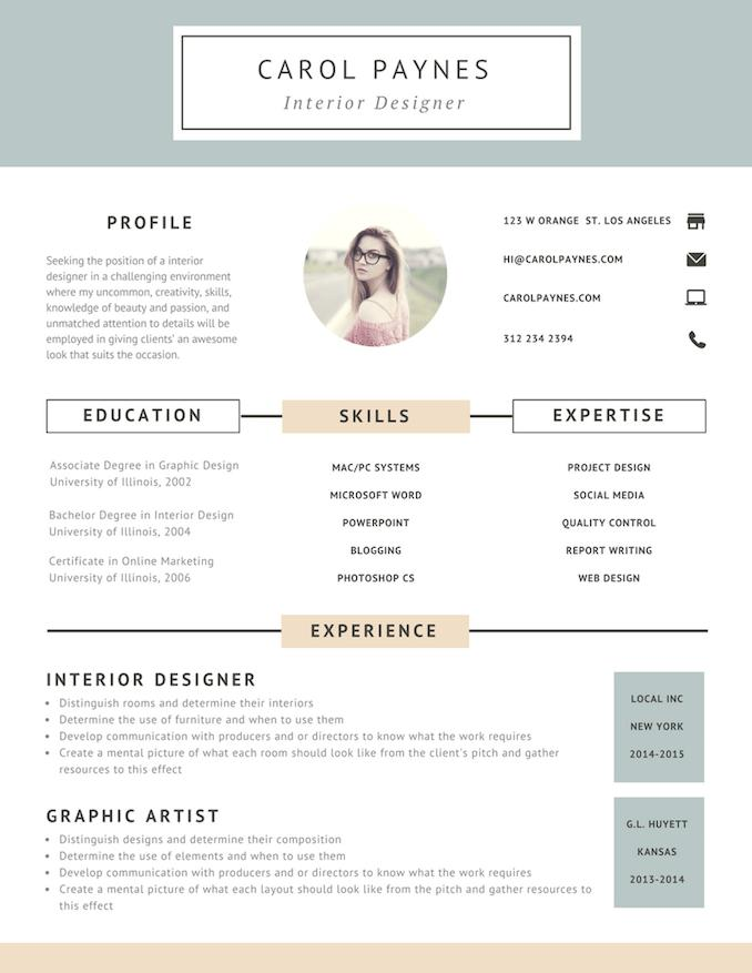 38 Awesome Make Me A Resume Online Free for Pictures