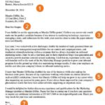 38 Beautiful Cover Letter Template Free by Design