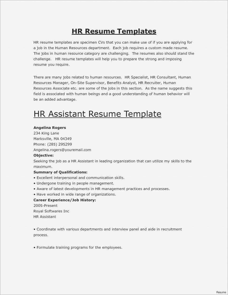 38 Inspirational Busboy Resume for Ideas