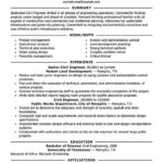 38 Inspirational Civil Engineer Resume with Gallery
