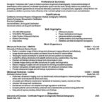 39 Awesome Sonographer Resume with Pictures