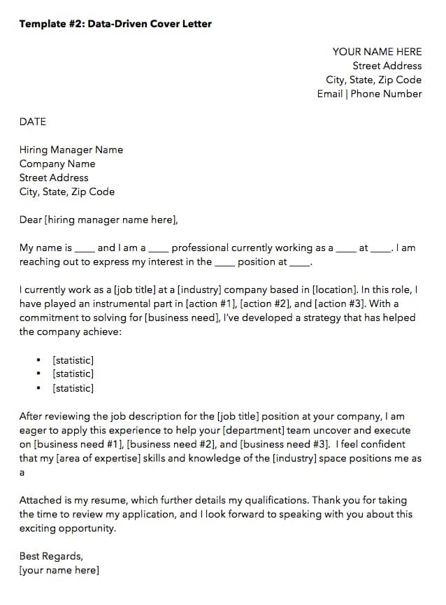 39 Cool Cover Letter For Employment for Gallery