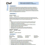 39 Top Format Of Resume For Job Pdf with Design