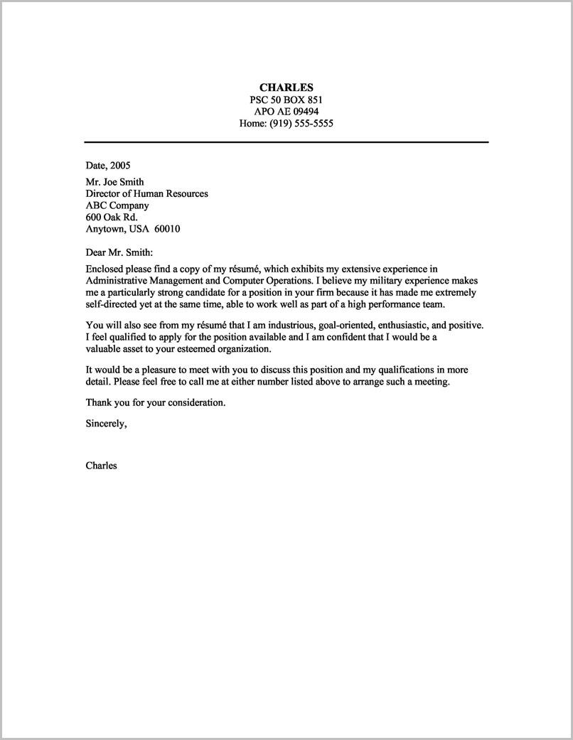 40 Great Examples Of Resume Cover Letters For Administrative Assistants for Pics