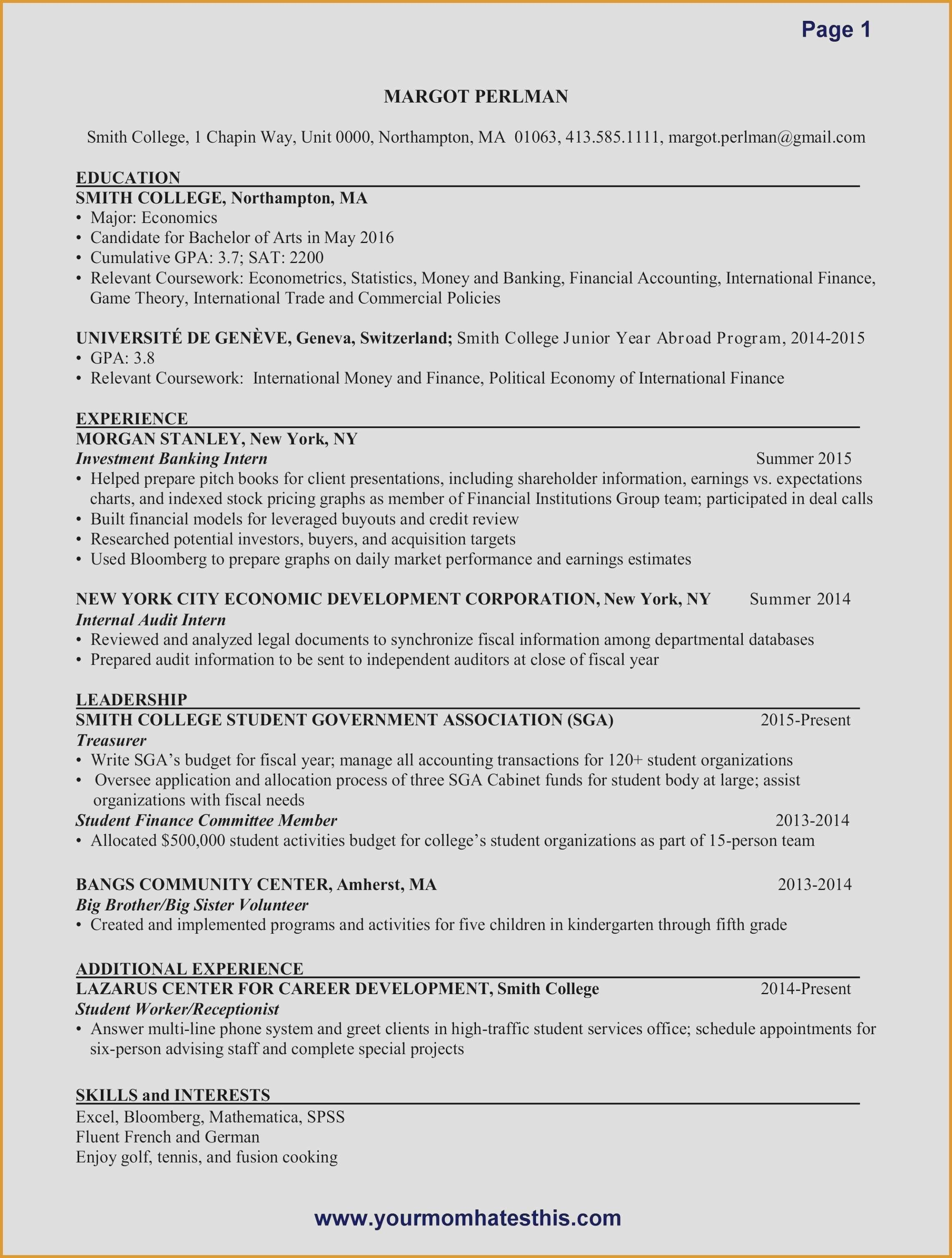 40 Great My Perfect Resume Cancel for Pictures