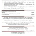 40 Stunning Entry Level Business Resume by Design