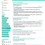 42 Awesome Google Resume Templates 2018 Free for Ideas