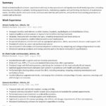 42 Excellent Format Of Resume For Job Pdf by Ideas