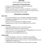 42 Nice Good Resume Sample with Images