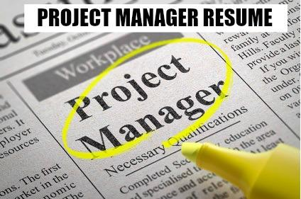 42 Top Project Management Job Description Resume for Gallery