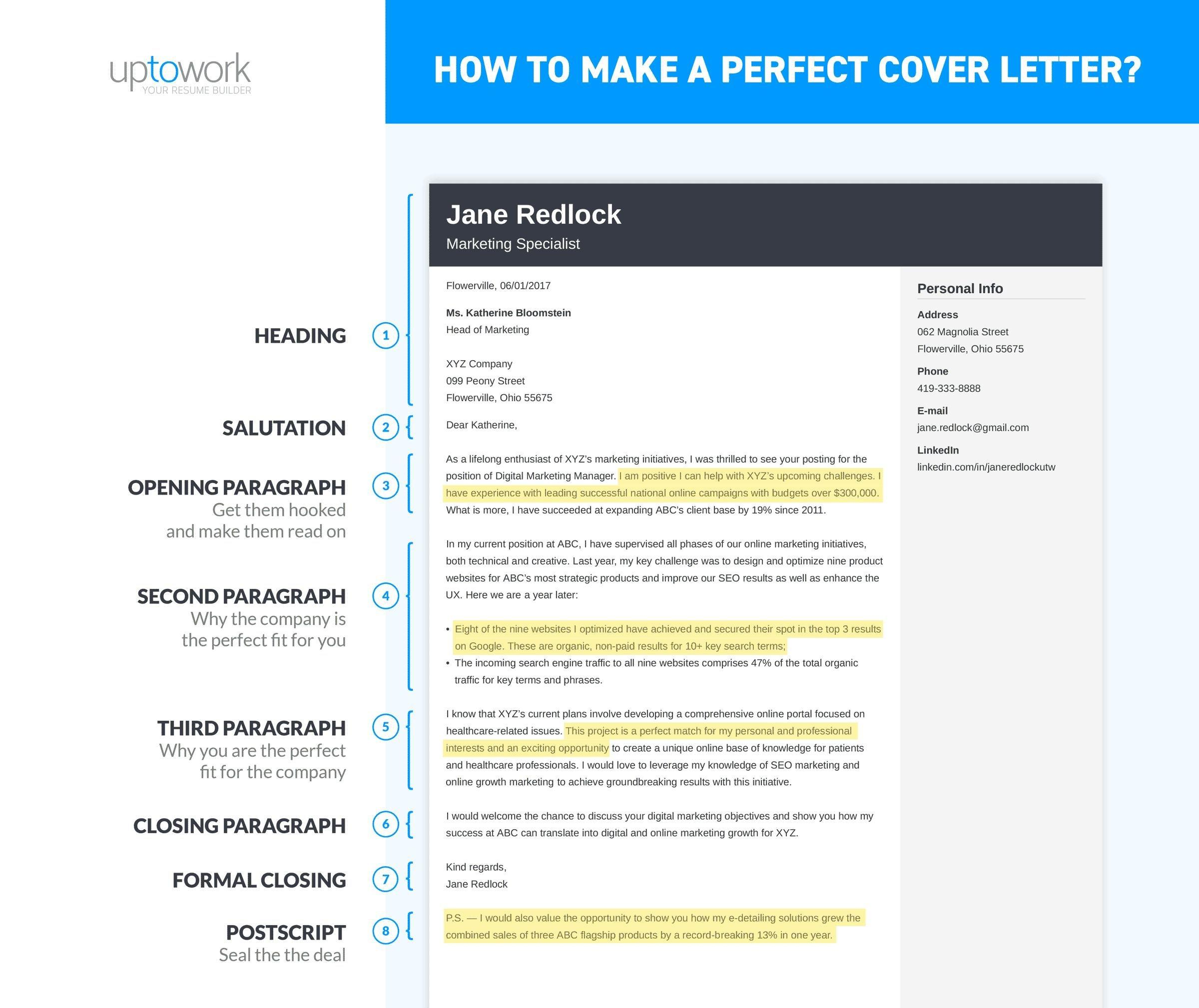 43 Best What Is A Cover Letter with Ideas