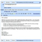 43 Excellent Email Format For Job Application With Resume with Gallery