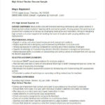 43 Great Experienced Teacher Resume Examples for Pictures