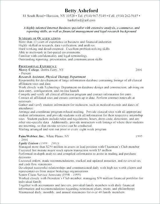 43 Nice Customer Service Resume Objective Or Summary Examples for Pictures
