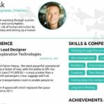 45 Excellent Elon Musk Resume by Images