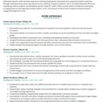 45 Great Experienced Teacher Resume Examples with Images