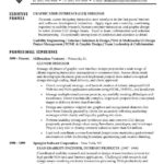 45 Stunning Software Engineer Summary Resume for Pics