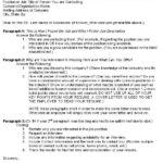 46 Excellent Cover Letter Outline for Ideas
