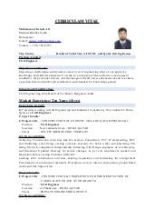 46 Top Civil Engineering Resume Examples with Design