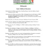 47 Great Early Childhood Education Resume Examples by Pictures