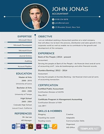 47 Nice Free Cv Template Download with Pics