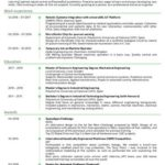 48 Awesome Software Engineer Cv with Images