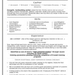 48 Best Experience Description Resume Examples by Ideas