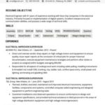 48 Fresh Civil Engineer Resume by Graphics