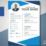 48 Stunning Resume Design Word for Graphics