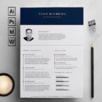 48 Top Resume Design Word with Graphics
