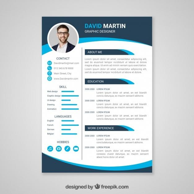 49 Lovely Cv Template Gratis for Ideas
