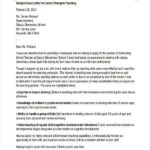 50 Inspirational Career Cover Letter with Ideas