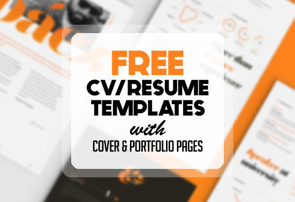 50 Lovely Free Pages Resume Templates by Images