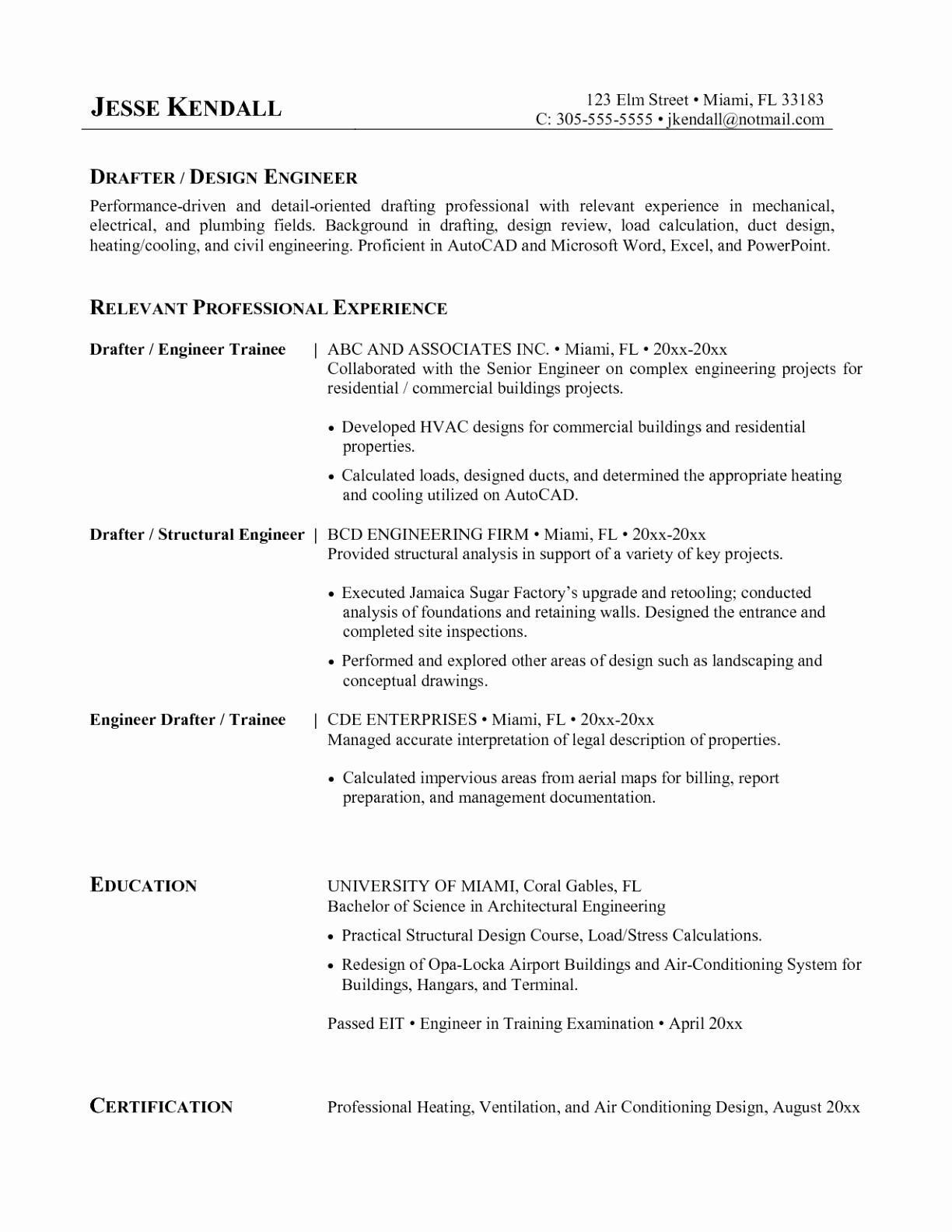 50 New Cover Letter For Electrical Engineer Fresh Graduate with Pics