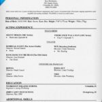 50 Top Beginner Job Application Resume Sample by Images