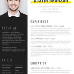 50 Top Resume Design Word with Pictures