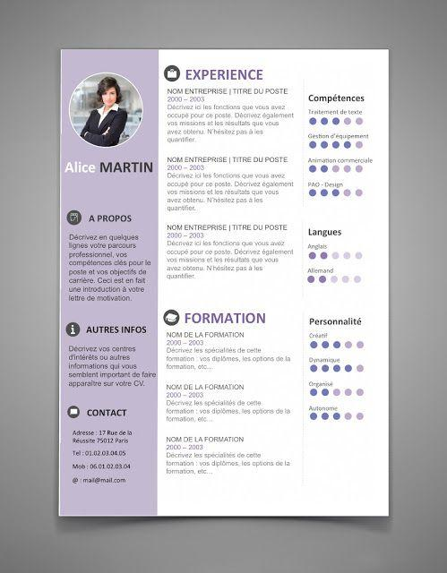 52 Top The Best Free Resume Templates with Ideas
